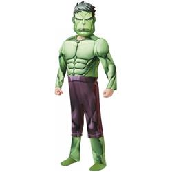 Disfraz de Hulk con...