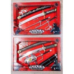 Espada Ninja Set Completo