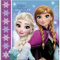 Servilletas de Frozen...