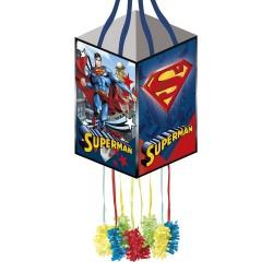 Piñata de Superman 20 x 35 cm.
