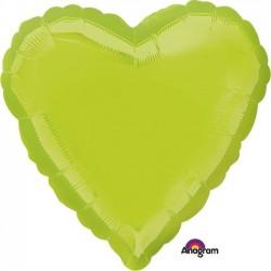 Globo Corazon Verde Kiwi 45...