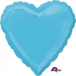 Globo Corazón Azul Caribe...