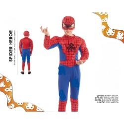 Disfraz de Spider Heroe...