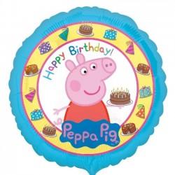 Globo Peppa Pig Happy...