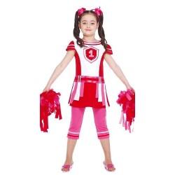 Disfraz de Animadora para niña