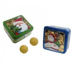 Monedas de Chocolate con Leche 250 un.