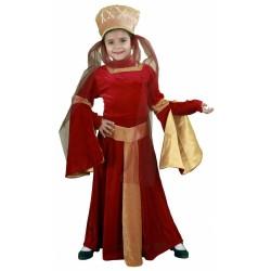 Disfraz de Lady Ginebra para niña