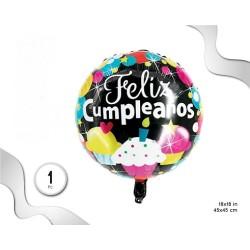 Globo Feliz Cumpleaños...