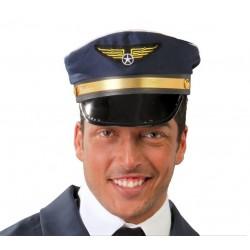 Gorra de Capitán de Vuelo