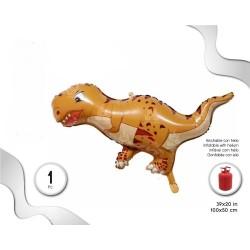 Globo Dinosaurio Rex 100 x...