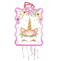 Piñata de Unicornio con...