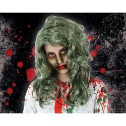Peluca de Zombie para adulto