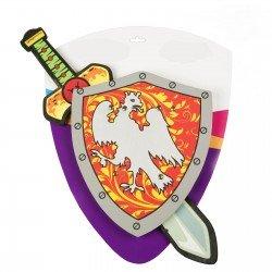 Escudo y Espada Medieval...