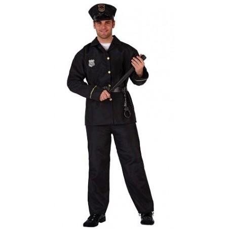 DISFRAZ POLICIA CHICO