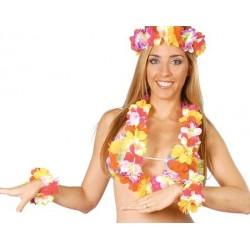 Set de Hawaiana 4 Piezas