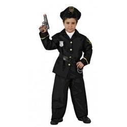 DISFRAZ POLICIA 7-9