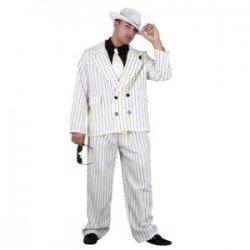 Disfraz de Ganster Blanco...