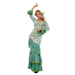 Disfraz de Sevillna Verde...