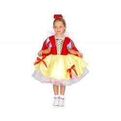 Disfraz de Blancanieves...