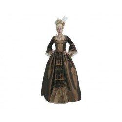 Disfraz de Reina Marron...