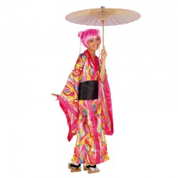Disfraz de Manga Rosa para...