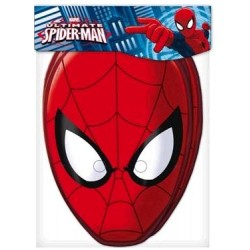CARETA CARTON SPIDERMAN 6...