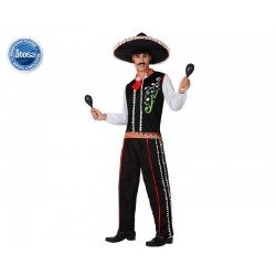 Disfraz de Mariachi para hombre XL