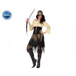 Disfraz de Pirata marrón...