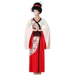 Disfraz de Geisha Lujo ML