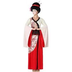 Disfraz de Geisha Lujo XL