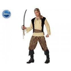 Disfraz de Pirata Rayas...