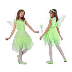 Disfraz de Hada Verde para...