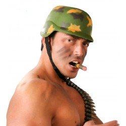 Casco Militar Camuflaje