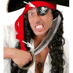 Sable Pirata + Parche