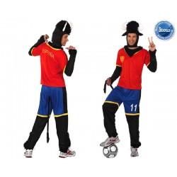 Disfraz de Toro Futbolista...
