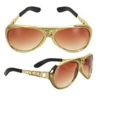 GAFAS ELVIS COLOR PLATA