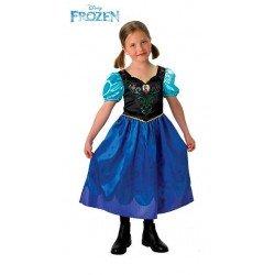 Disfraz de Anna Frozen...