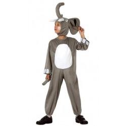 Disfraz de Elefante 5-6 años