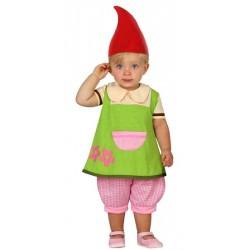 Disfraz de Duende para bebe...