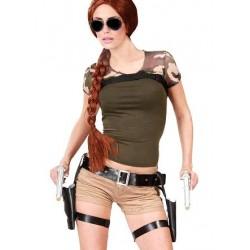 Cartucheras 2 Pistolas...