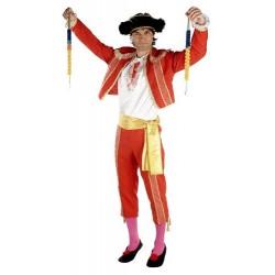 Disfraz de Torero Lujo para...