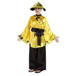Disfraz de China Amarilla...