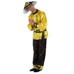 Disfraz de Chino Amarillo...