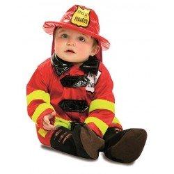 Disfraz de Bombero para bebé