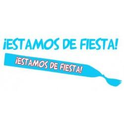 Banda Estamos de Fiesta 70 mm.