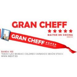BANDA 100 GRAN CHEFF