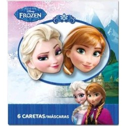 CARETAS FROZEN 6 UID.
