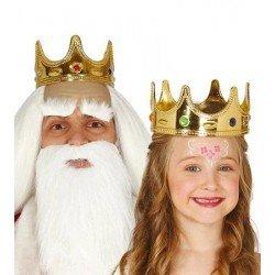 Corona de Rey y de Reina
