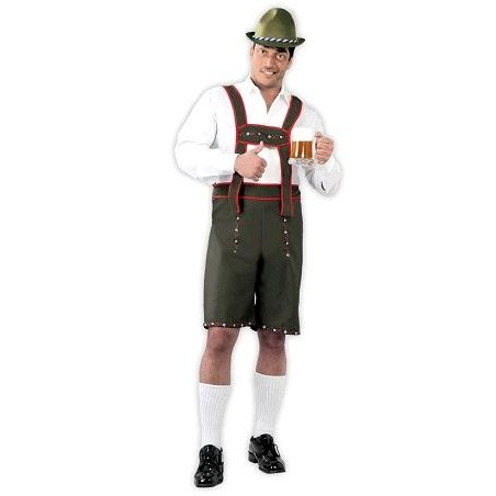Disfraz de Tiroles de adulto