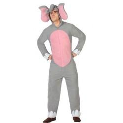 Disfraz de Elefante hombre T.XL